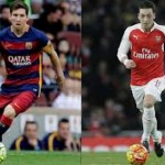 Preview Pertandingan Arsenal Vs Barcelona